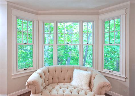 window chair bay window seats for the modern home