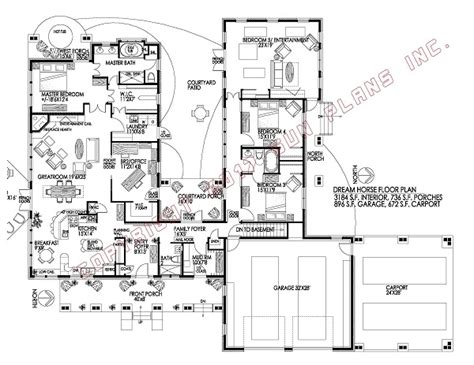woodshop garage combo hwbdo08032 house plan from garage and carport combination plans engine diagram and
