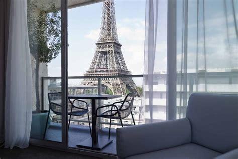 chambre vue tour eiffel hotel pullman tour eiffel h 244 tel de luxe 224