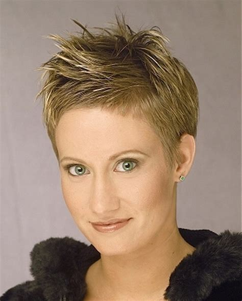 spiky short hairstyles for women over 50 short spikey hairstyles for women over 50
