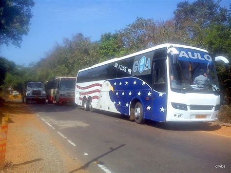 Paulo Travels Sleeper by Volvo B9r Page 2189 India Travel Forum Bcmtouring