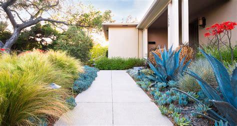 Landscape Design Pasadena Pasadena Sustainable Planting Modern Landscape Los