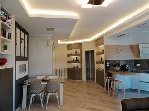 cucina soggiorno moderno 38 idee su come dividere sala da pranzo soggiorno e cucina