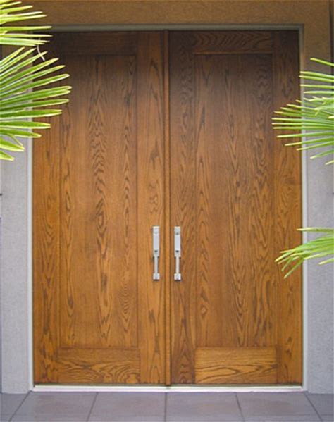 Contemporary Wood Doors Exterior Modern Front Door Contemporary Doors