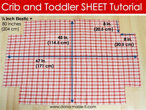baby crib sheet patterns free pdf woodworking