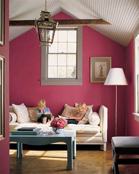 pink rooms pink rooms martha stewart