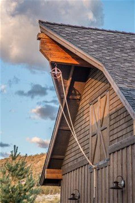 hay loft pull system    great   hang