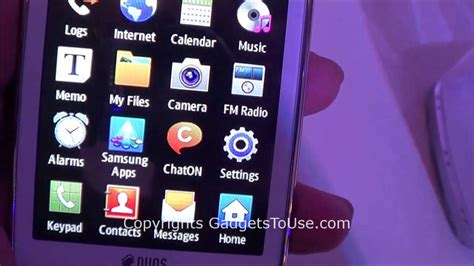 themes samsung rex 70 samsung rex 70 hands on review of features hardware