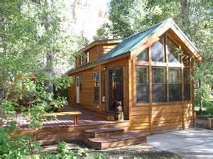 cabin loft rv s cavco park models