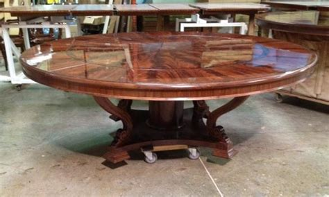 best 25 large round dining table ideas on pinterest round dining table for 12 regarding encourage clubnoma com