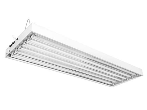 4 Foot 6 Tube T5 Fluorescent Fixture 3 Foot Fluorescent Light Fixture