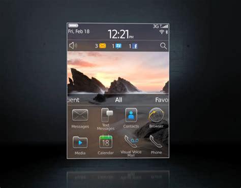 bb os 6 themes blackberry os 6 video