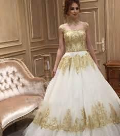 Aliexpress Com Buy White Ivory Wedding Dress Gold High How To Sell My Wedding Dress