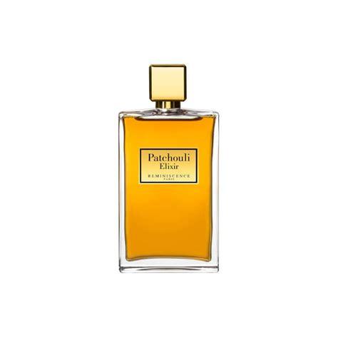 reminiscence elixir de patchouli eau de parfum pas cher news parfums