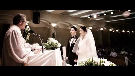 youtube film operation wedding 2015 웨딩dvd 주님의교회 결혼예배 웨딩영상 wedding video youtube