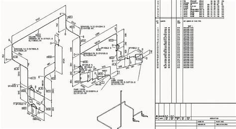 piping layout drawings download automatic piping isometrics from 3d piping designs m4 iso