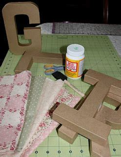 how to cover cardboard letters with fabric fabric covered cardboard letters i can pretend to be