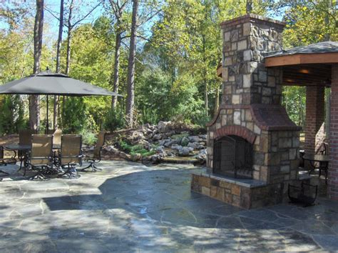 Outdoor Brick Fireplace Kits by Outdoor Brick Fireplace Kits Fireplace Designs
