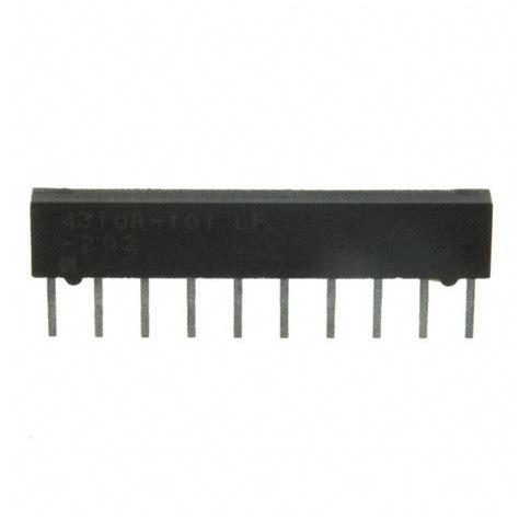 270 ohm resistor datasheet 4310r 104 221 271 datasheet specifications resistance ohms 220 270 tolerance