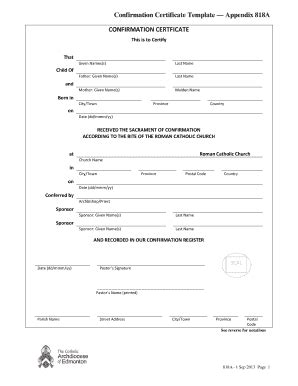 templates for confirmation certificates confirmation certificates templates pertamini co