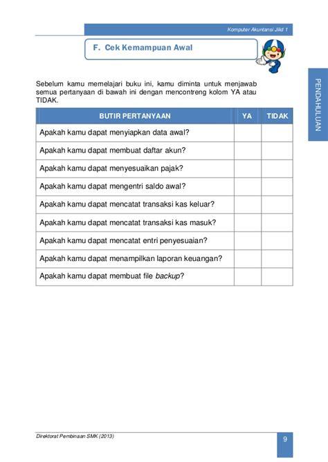 Buku Akuntansi Perusahaan Dagang Kuri 2013 Untuk Smk Mak Kelas Xii 1 komputer akuntansi xi 1
