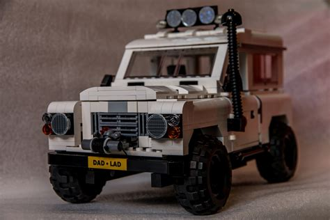 lego land rover lego land rover page 3 landyzone land rover forum
