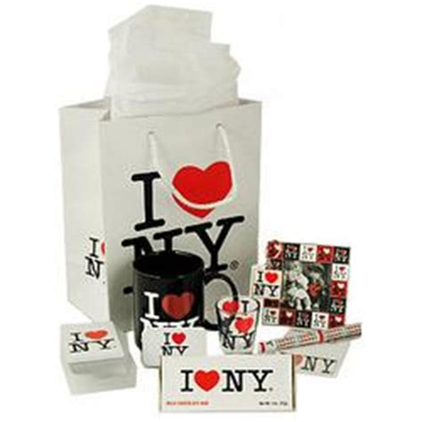 New York Gift Cards - i love new york gift package findgift com
