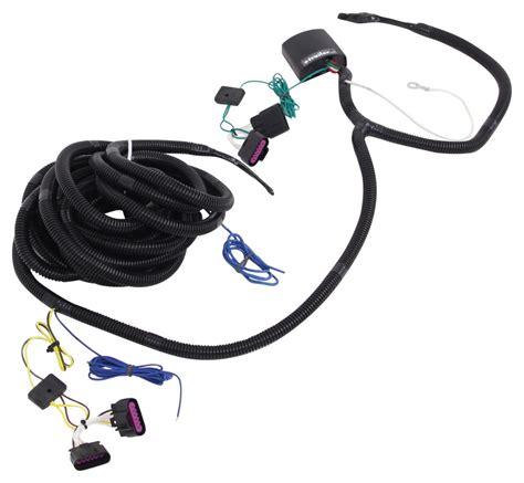 2014 dodge durango custom fit vehicle wiring tekonsha