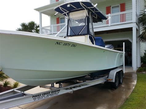 brothers boats 2007 jones brothers 23 cape fisherman lte sold the