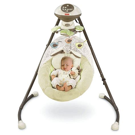 fisher price snugabunny cradle swing my little snugabunny cradle n swing
