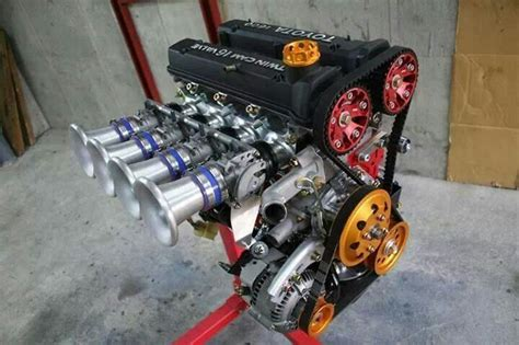 Ak 84 Engine Model Kit 4age 16v ae86 pr