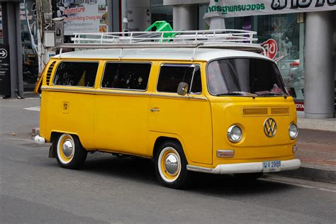 new volkswagen bus yellow free images van auto yellow vw bus motor vehicle