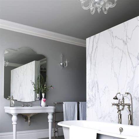 grey white bathroom grey and white marble bathroom traditional decorating ideas housetohome co uk