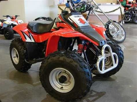 2005 suzuki lt80 youth atv at ridenow peoria