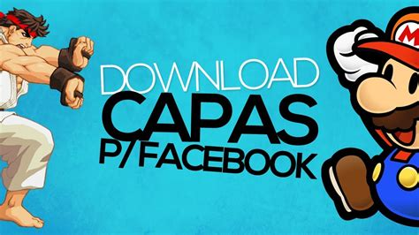 fotos para perfil de jogos download capas para facebook perfil e fanpage youtube