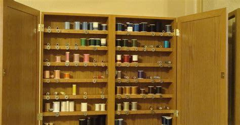 sewing thread organizer  storage hometalk
