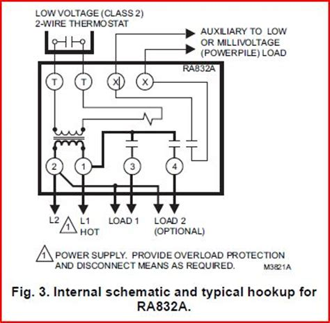 ra832a which 24v is positive doityourself community