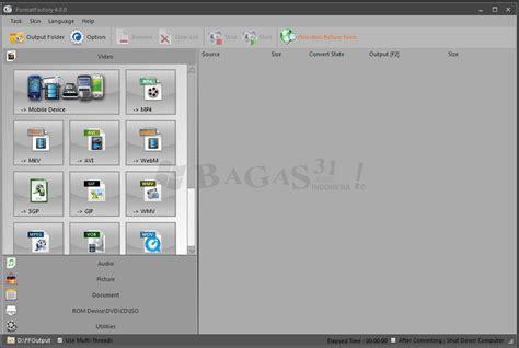 format factory portable para windows 7 español format factory 4 0 0 bagas31 com