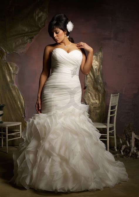 mermaid wedding dresses plus size plus size mermaid wedding dresses with sleevescherry