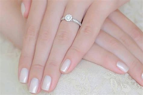 The Best Manicure Colors for Wedding Nails   Style.com/Arabia