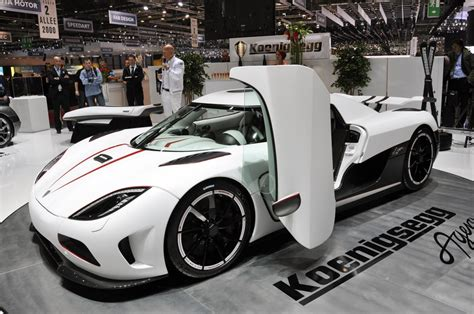 Fastest Car Koenigsegg Koenigsegg Agera R The New Fastest Car In The World