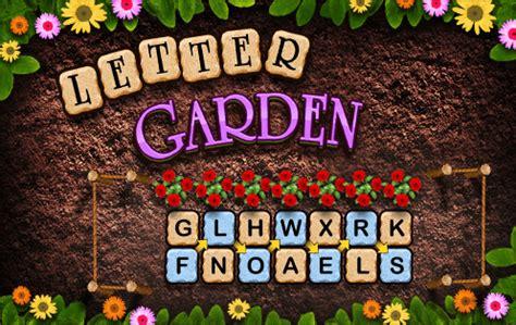 Letter Garden La Times la times letter garden