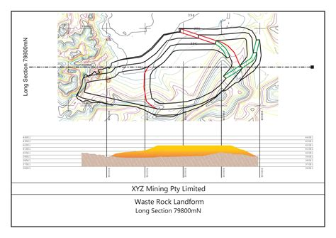 design mine graphics environmental and mining graphics newland environmental