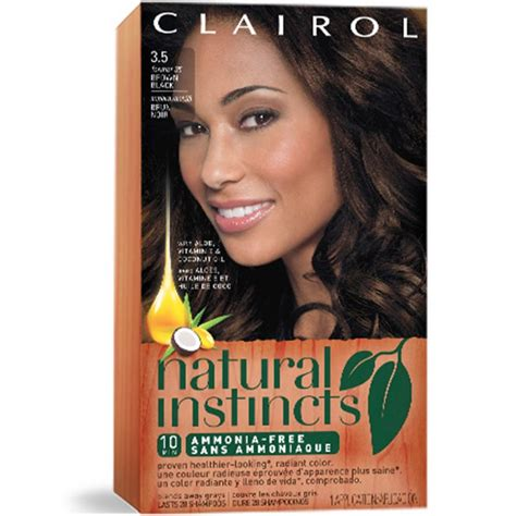 8 best images of clairol permanent hair color chart and also blowout hair braids afwf co target clairol instincts hair color only 0 99 the saver