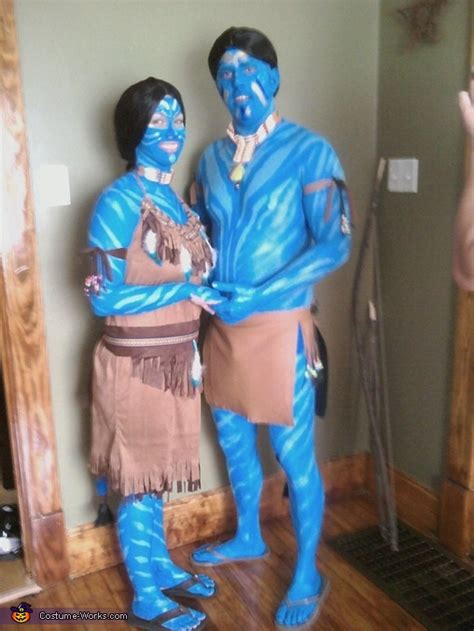 james camerons avatar costumes  couples diy costumes