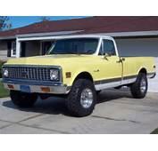 Backfire Discount 1971 Chevrolet C 10 Cheyenne 4&2154  Bring A Trailer