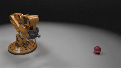 blender 3d robot tutorial blender buzz animation tutorial robot arm youtube