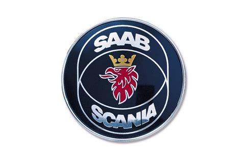 saab scania logo the saab museum