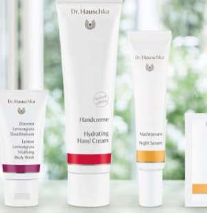 Drskincare Breast free dr hauschka skin care