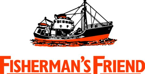 fisherman s fisherman s friend logo